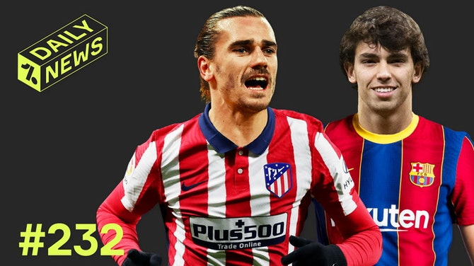 Preview image for Atletico want Griezmann BACK + Man United's PLAYER + CASH Kane offer!