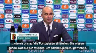 """Vorschaubild für Belgiens Martinez: """"Könnte nicht stolzer sein"""""""