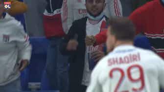Image d'aperçu pour Le premier but de Xherdan Shaqiri avec Lyon
