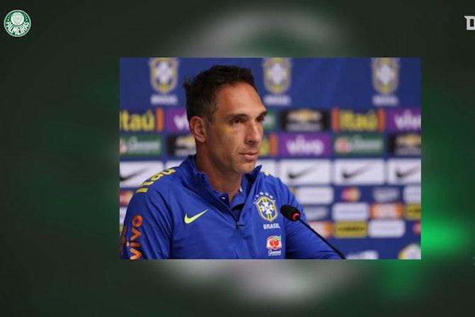 Fernando Prass se emociona ao recordar lesão que o tirou da seleção brasileira