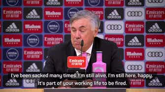Preview image for Koeman's been giving his all - Ancelotti on sacked Barca coach