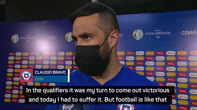 Messi disappointed with draw as Chile stars hail Argentina's number 10