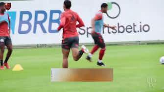 Imagem de visualização para Flamengo inicia preparação para duelo contra o ABC na Copa do Brasil
