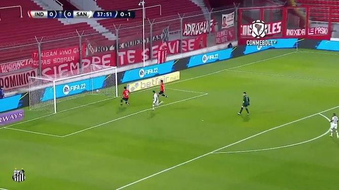 Anteprima immagine per Kaio Jorge a segno ancora: rete all'Independiente