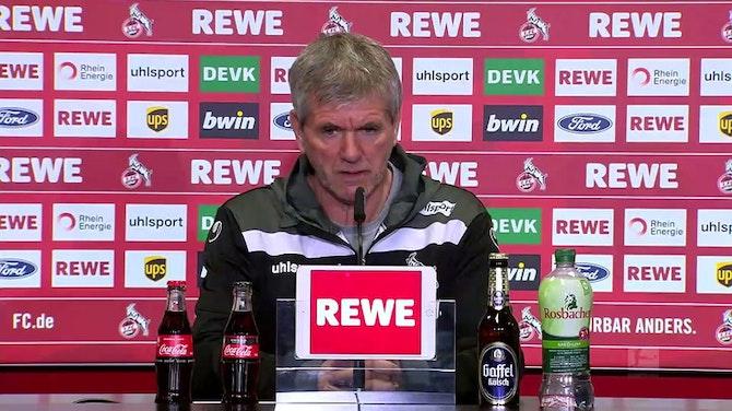 """Funkel: """"Mannschaft ist in guter Verfassung"""""""