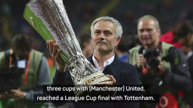 Preview image for Other coaches can only dream of my so-called 'disasters' - Mourinho