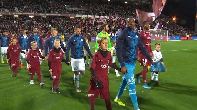 Ligue 1: Metz - Olympique Marseille | DAZN Highlights