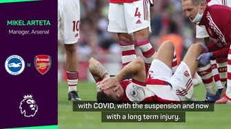 Preview image for 'Xhaka will be missed' - Arteta