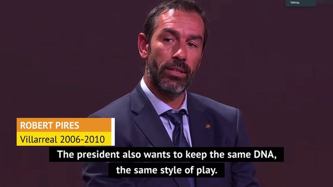 Preview image for Pires tips Villarreal for top four finish