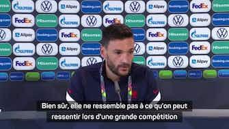 """Image d'aperçu pour Finale - Lloris : """"C'est un trophée qui a de l'importance"""""""