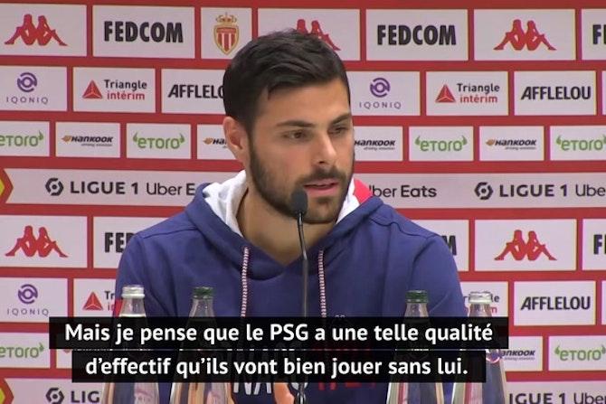 """35e j. - Volland : """"Mbappé est l'un des meilleurs joueurs du monde"""""""