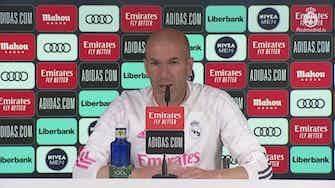 """Imagen de vista previa para Zidane, en titulares: """"Llevamos ocho meses compitiendo"""""""