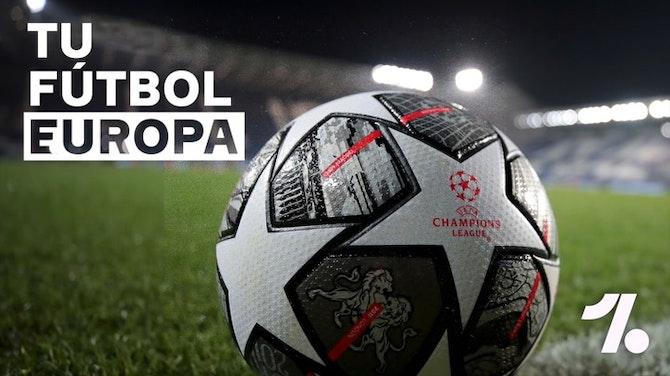 Ep 1x04 Tu Futbol - La Superliga sacude el fútbol Europeo