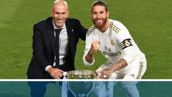 Preview image for Breaking News - PSG sign Ramos until 2023