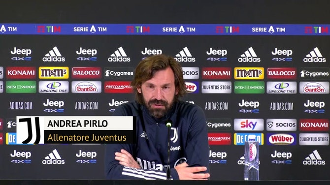 """Pirlo: """"Ronaldo? Sarà bianconero il prossimo anno"""""""