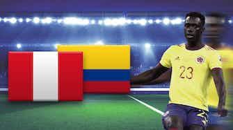 Vorschaubild für Last-Minute-Traumtor! Luis Diaz sichert Kolumbien Platz 3 | Kolumbien - Peru