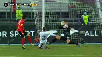 Preview image for Best saves of week 8 in the Russian Premier League 2021-22 season