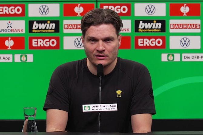 "Terzic: ""Moreys Verletzung trübt den Erfolg"""