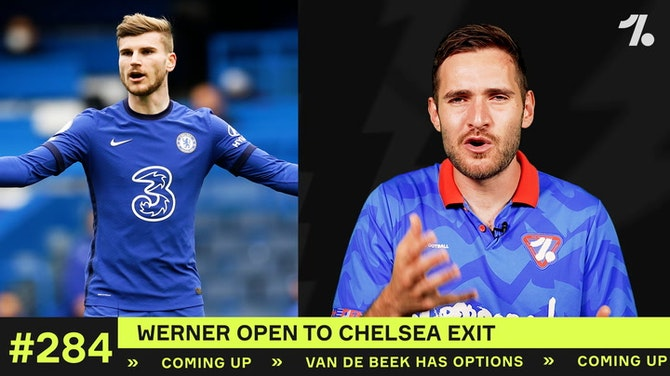 Preview image for Why Werner is open to Chelsea EXIT!