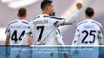 Image d'aperçu pour Transferts - Cristiano Ronaldo de retour à Man United !