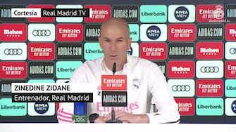 """Imagen de vista previa para Zidane, en titulares: """"Ya habrá tiempo de hablar de mi futuro, lo importante es el partido de mañana"""""""