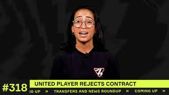 Preview image for Man Utd player REJECTS new contract!