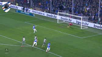 Preview image for The best of Sampdoria against Napoli