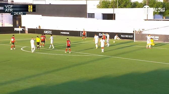 Imagen de vista previa para El gol de Guedes ante el Atromitos FC