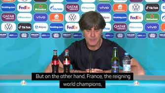 Preview image for Loew wants Germany to be more clinical after France defeat