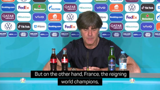 Loew wants Germany to be more clinical after France defeat
