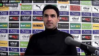 Preview image for That is the Arsenal I want to see, says Mikel Arteta