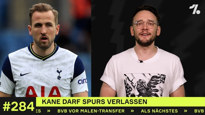Vorschaubild für Spurs-Boss: Kane darf wechseln
