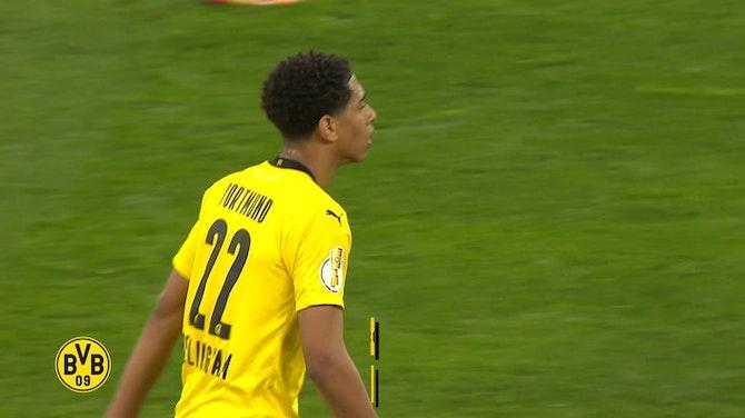 Ascensão de Jude Bellingham no Borussia Dortmund