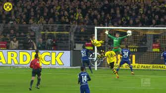 Preview image for Aubameyang's double vs Ingolstadt