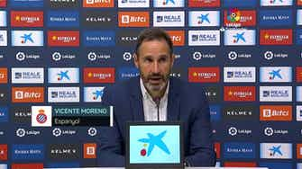 """Imagen de vista previa para Vicente Moreno: """"¿Simeone? Que cada uno cuente su película"""""""
