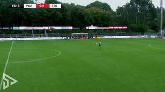 Vorschaubild für Pauli rutscht weiter in den Keller | Highlights - St. Pauli II vs. Teutonia 05