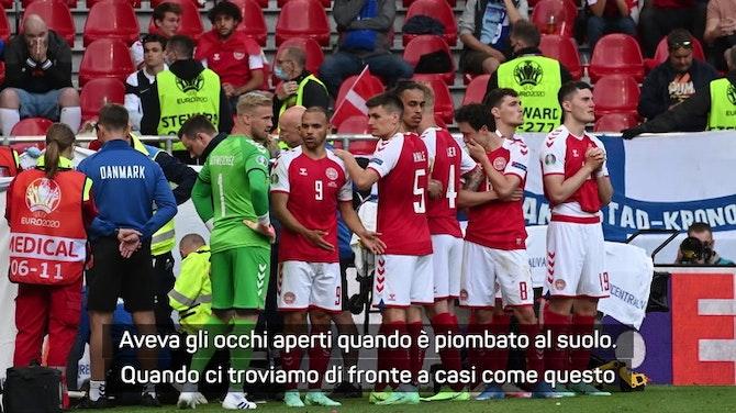"""Sharma, cardiologo del Tottenham: """"Eriksen? Difficile torni a giocare in Italia"""""""