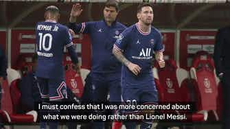 Preview image for Reims 'didn't pay attention' to Messi