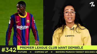 Preview image for Which Premier League team is DETERMINED to sign Dembélé?!
