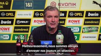 """Image d'aperçu pour 6e j. - Zorc : """"Nous sommes obligés d'envoyer nos joueurs en sélection"""""""