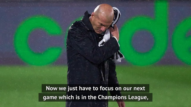 We will fight until the end - Zidane