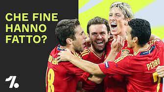 Anteprima immagine per Euro 2012: l'ULTIMO TRIONFO spagnolo!