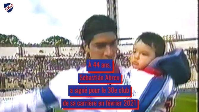 Image d'aperçu pour L'incroyable carrière de Sebastián Abreu