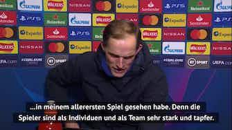 """Vorschaubild für Tuchel: CL-Finaleinzug """"nicht nur mein Verdienst"""""""