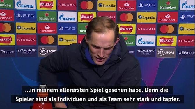 """Tuchel: CL-Finaleinzug """"nicht nur mein Verdienst"""""""