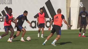 Imagem de visualização para Real Madrid tem retorno de seus principais jogadores