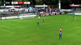 Vorschaubild für Holldack führt Ahlen zum Sieg! | Rot Weiss Ahlen vs. KFC Uerdingen | Regionalliga West