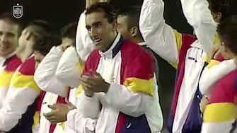 Imagem de visualização para Relembre a medalha de ouro da Espanha na Olimpíada de 1992