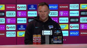 """Vorschaubild für Dardai nach Hertha-Klatsche: """"Art und Weise ist schockierend"""""""