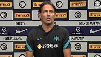 Anteprima immagine per Le parole di Inzaghi sul pre partita contro l'Atalanta